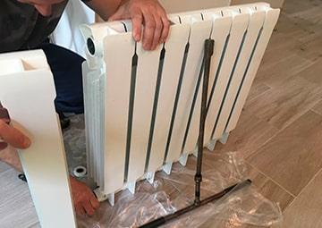 Ремонт и замена радиаторов