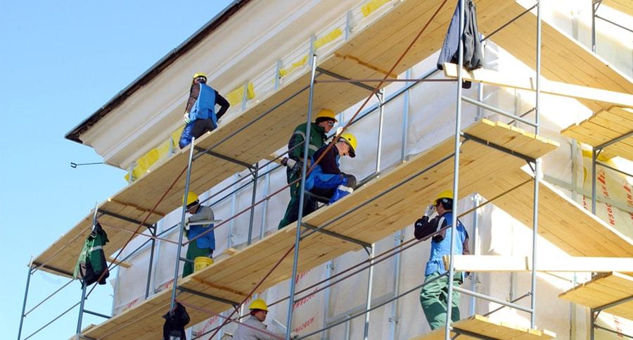 Текущий и капитальный ремонт зданий Донецк