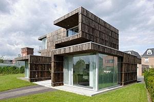 Смена архитектурного облика жилого дома