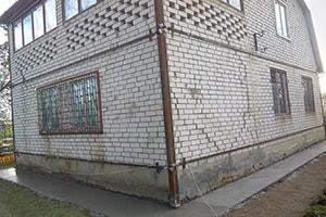 Укрепление стен и элементов строения